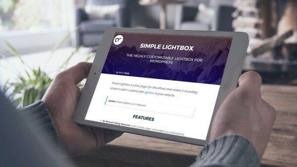 WordPress Plugin Review: Simple Lightbox