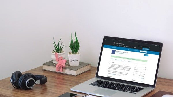 WordPress Plugin Review: Regenerate Thumbnails