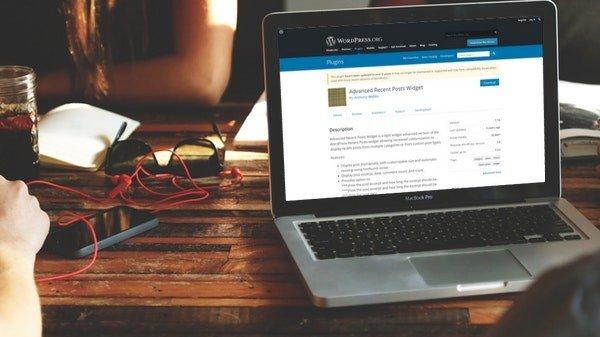 WordPress Plugin Review: Advanced Recent Posts Widget