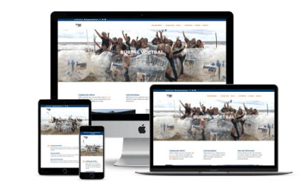 Web-Pepper levert website voor bumperballworld.nl